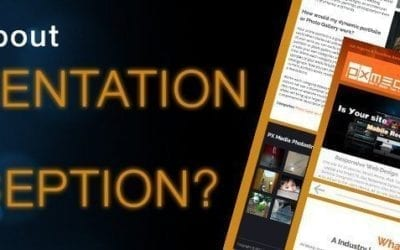 Is Presentation Everything? or is it Perception?