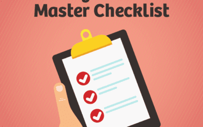 Starting a Business: The Great Big Checklist of Everything