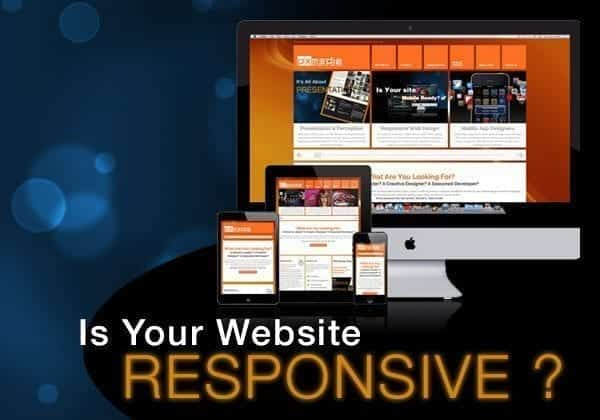 Responsive Website Design – Why you should update your website.