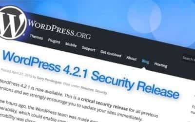 Recent WordPress exploit. Get Up To Speed on Securing Your wordpress Site.