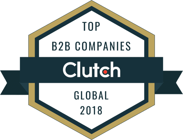 Clutch top b2b company