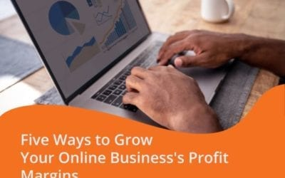 Five Ways to Grow Your Online Business's Profit Margins